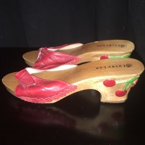 Lucky Lou shoes size 9